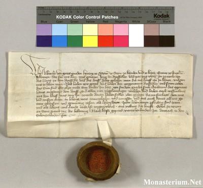 Urkunden 1417 VI 30