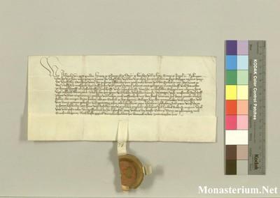 Urkunden 1420 IV 18