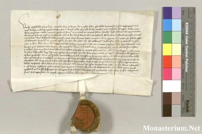 Urkunden 1423 IX 30