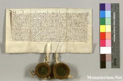 Urkunden 1427 VIII 19