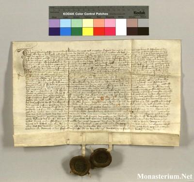 Urkunden 1435 I 03