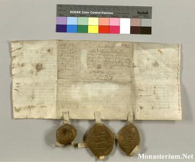 Urkunden 1436 VII 29
