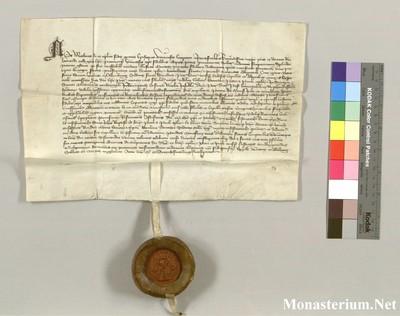 Urkunden 1437 VII 20
