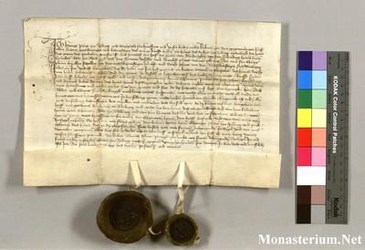 Urkunden 1438 IX 17