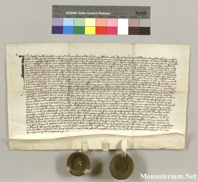 Urkunden 1438 XI 09