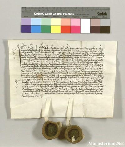 Urkunden 1440 XII 19