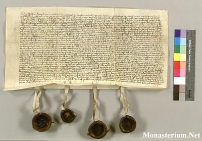 Urkunden 1443 IV 11