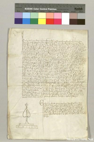 Urkunden 1443 IX 10