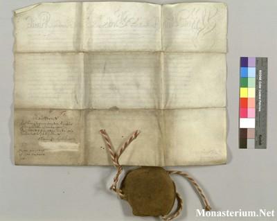 Urkunden 1583 IX 12