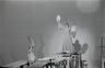 Foto (negatiivikogu). Epp Pillarpardi Punjaba potitehas. (Peet Vallak - Mati Unt). Vanemuine 1975. Niilas - Aarne Üksküla, Epp Pillarpart - Hilja Varem. Foto Gunnar Vaidla.