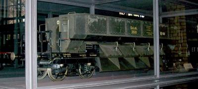 Erztransportwagen Els. Lothr. 21528, Modell 1:5
