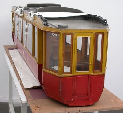 Schwebebahn Elberfeld - Barmen, Modell 1:5