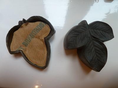 Prägeeisen für Kniehebelpresse, Kunstblumenproduktion