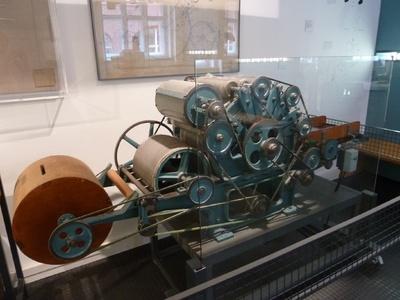 Krempelmaschine