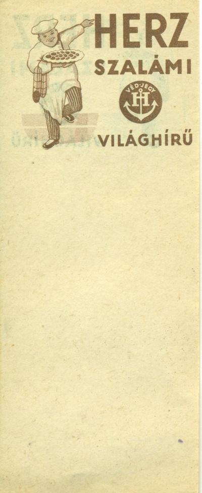 Herz szalámi