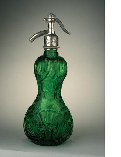 Szódavizes palack