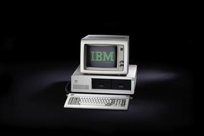 IBM-PC Mod. 5150