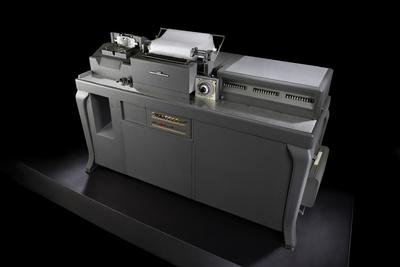 IBM D 11 Tabelliermaschine