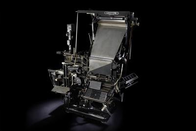 Linotype Mod. 5cS