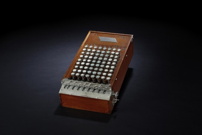Comptometer Mod. Wooden Box