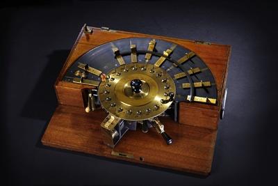 Rechenmaschine Edmondson