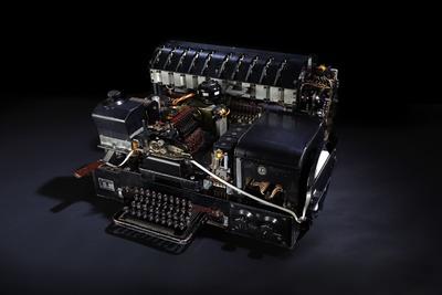 Siemens Geheimschreiber T 52 e