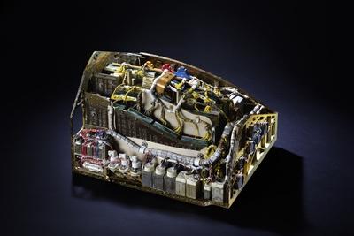 Gemini II Bordcomputer Mod. 133P