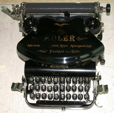 Adler, Mod. 7
