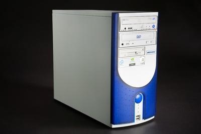 Medion PC MT5 Pentium III 900 MHz - Aldi PC