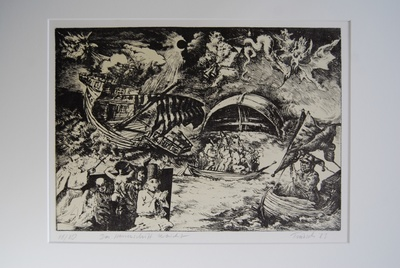 Hans-Joachim Triebsch, Das Narrenschiff zerbricht