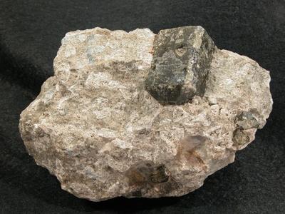 Vesuvian-Kristall
