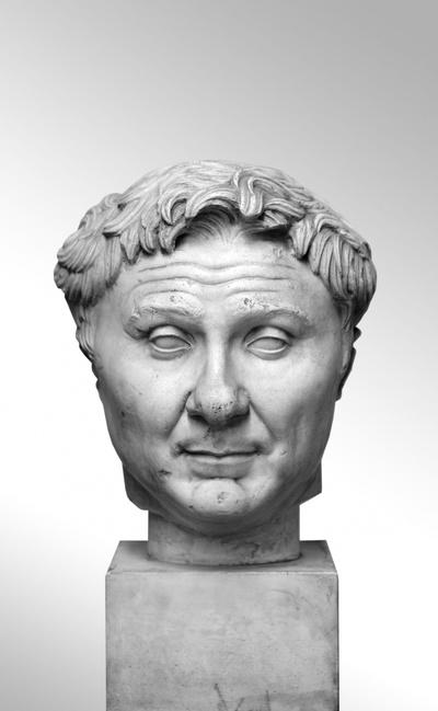 Porträtbüste des Gnaeus Pompeius Magnus
