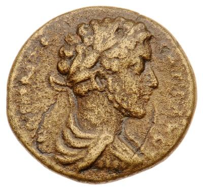 Büste des Kaisers Commodus / der Gott Apollon Smintheus