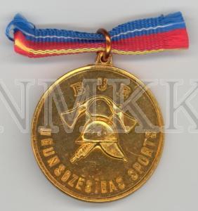 Latvijas PSR BUB sacensības ugunsdzēsības sportā