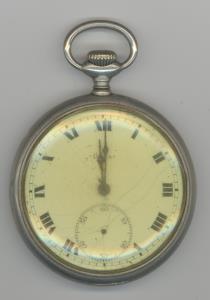 Kabatas pulkstenis, dāvināts V.Solncevam>