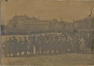 <b>1917.gada 1.maijs Rēvelē></b>
