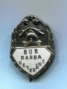 <b>BUB darba veterāns</b>>