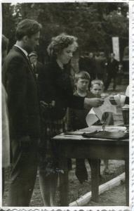<b>1965. gada spartakiāde</b> <b>Madonā></b>