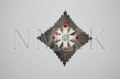 Zvaigzne, II šķiras Viestura ordeņa ; Zvaigzne, II šķiras Viestura ordeņa