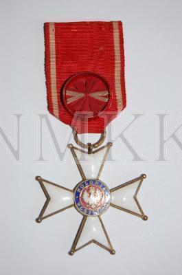 Ordenis, Polonia restituta (Polijas atjaunošanās), IV šķira ; Ordenis, Polonia restituta (Polijas atjaunošanās), IV šķira