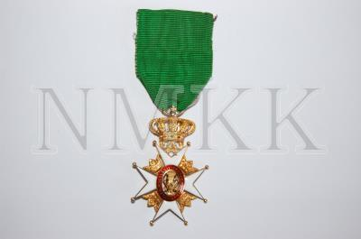 Ordenis, Zviedrijas Vāsas, IV šķira ; Ordenis, Zviedrijas Vāsas, IV šķira