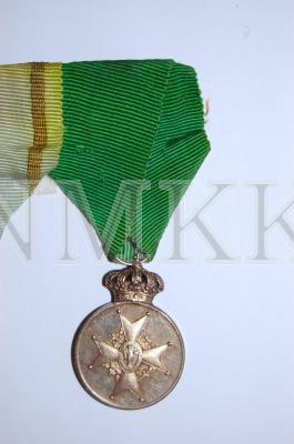 Medaļa, zelta nopelnu ar kroni, Vasas ordeņa ; Medaļa, zelta nopelnu ar kroni, Vasas ordeņa