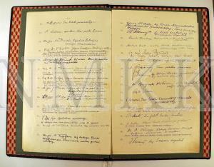 Dokuments. Memorands LCP, adresēts Latviešu leģiona ģenerālinspektoram Rūdolfam Bangerskim; Dokuments. Memorands LCP, adresēts Latviešu leģiona ģenerālinspektoram Rūdolfam Bangerskim