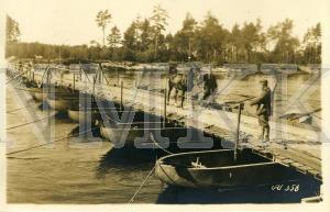 ATKLĀTNE: Pontonu tilts pār Lielupi, Latvija; ATKLĀTNE: Pontonu tilts pār Lielupi, Latvija