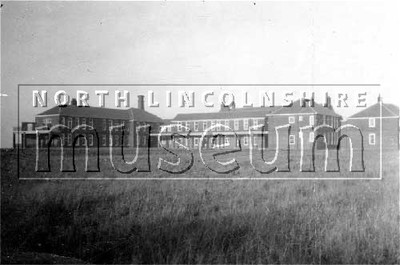 War Memorial Hospital, Scunthorpe, opened in 1929