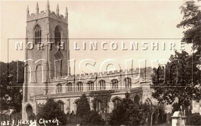 The Parish Church of St. Nicholas, Haxey