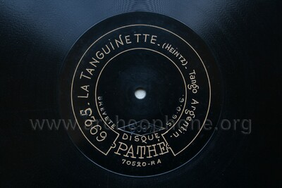 La Tanguinette, tango argentin