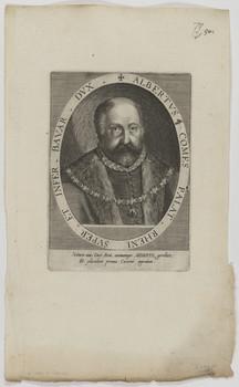 Bildnis des Albertvs V., Herzog von Bayern