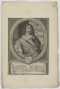 Bildnis des Ivlivs Antonivs Frangipani
