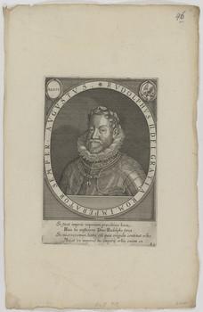 Bildnis des Rvdolphvs II., römisch-deutscher Kaiser